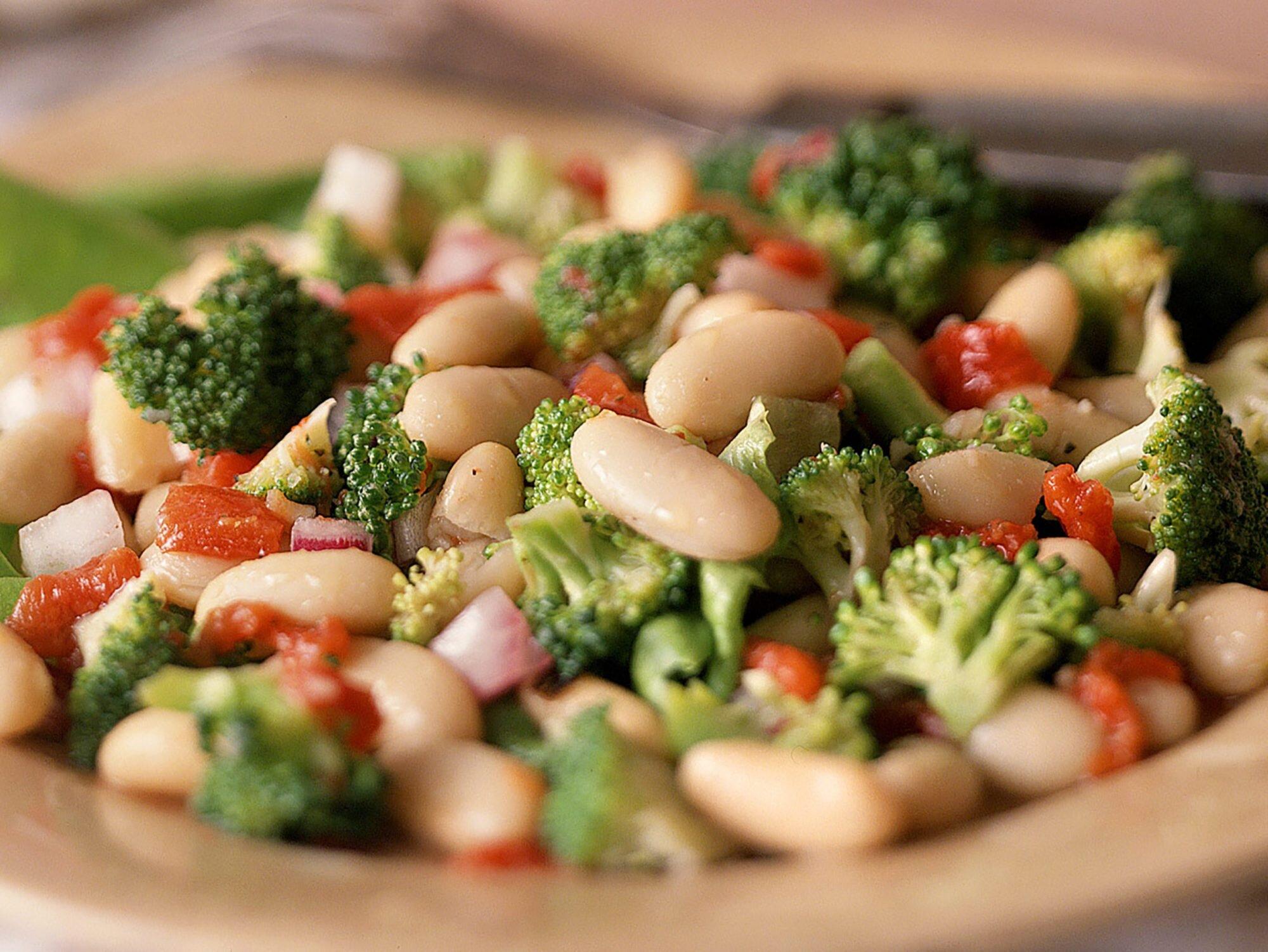Broccoli Salad Recipe Vegetarian
