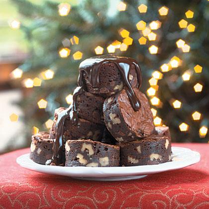 Double Chocolate Espresso Brownies