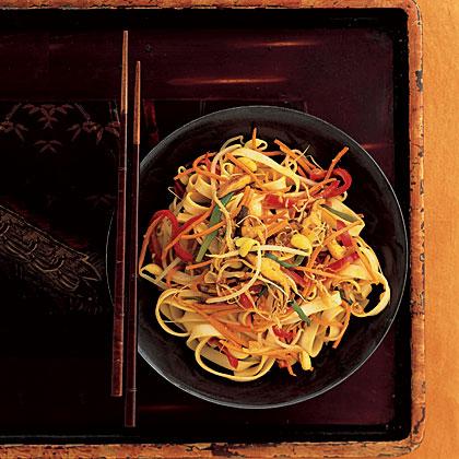 vegetable-lomein