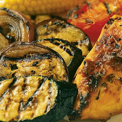 Grilled Garlic Chicken