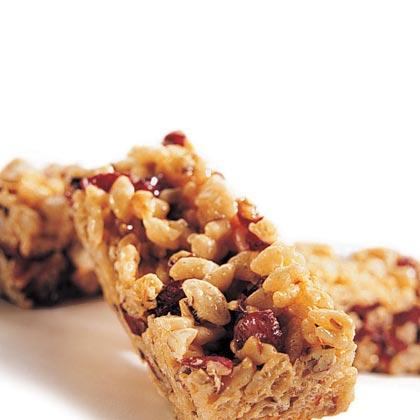 Cranberry Crisp Bars