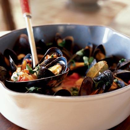 Fisherman's Seafood Stew