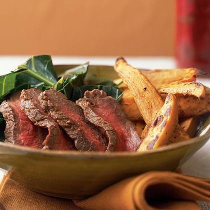 Cumin-Coriander Sirloin Steak