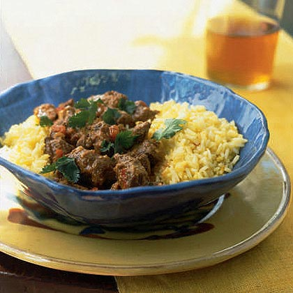 Beef Curry with Toasted Spices