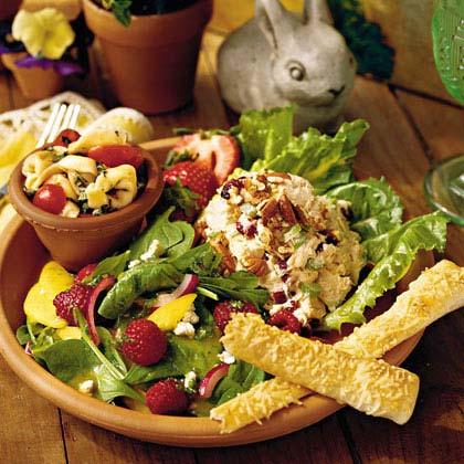 Honey Chicken Salad