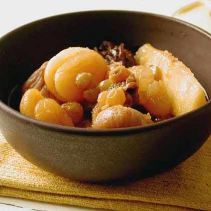 Compota de Frutas (Winter Fruit Compote)