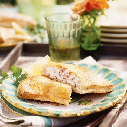 Chicken and Cheese Empanadas