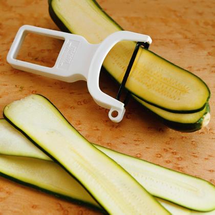 Zucchini-Ribbon Salad