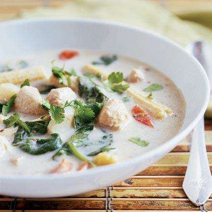 Singapore Chicken Stew