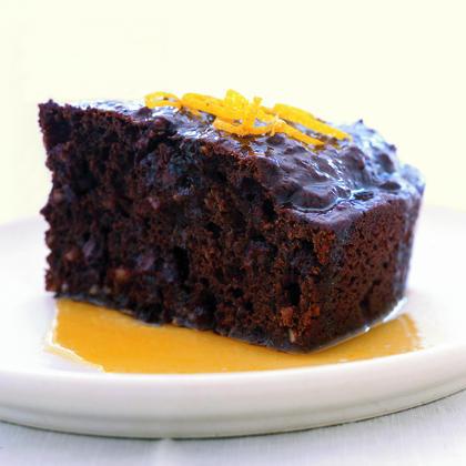 Chocolate-Orange Torte