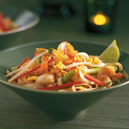 Pad Thai (Stir-Fried Noodles)