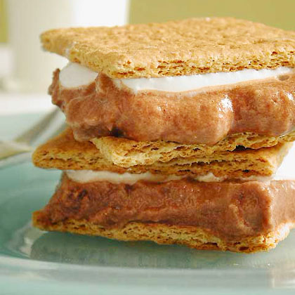 S'mores Sandwiches