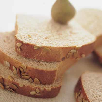 Two-Seed Potato Bread