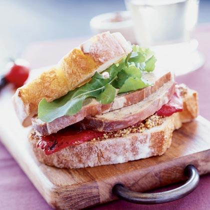 Jerk-spiced Turkey Picnic Loaf