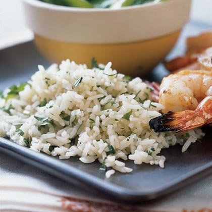 Garlic and Ginger Rice (Com Gung Tuong)