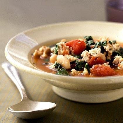 Turkey Soup Provençal