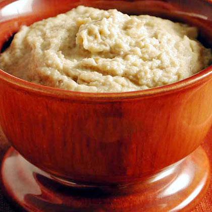 Baba Gha-Hummus