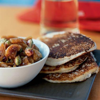 Dosas (Indian Rice and Lentil Pancakes)