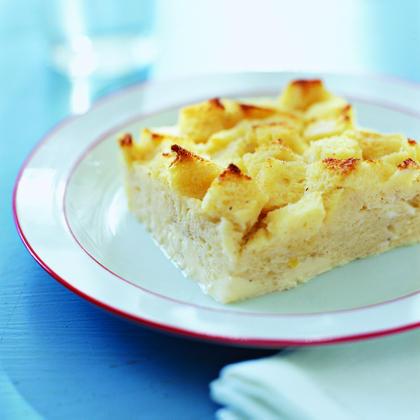 Esther Fox's Bread Pudding
