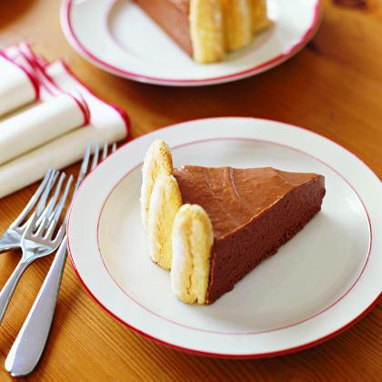 Chocolate Ice Box Cake
