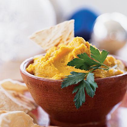 Cumin Curried Hummus