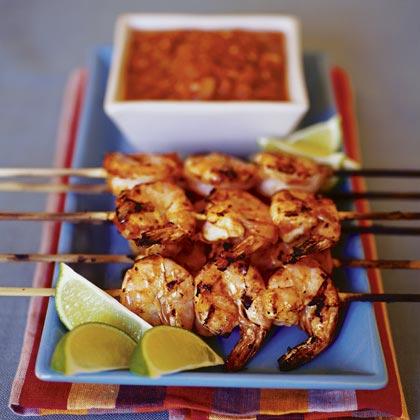Deviled Shrimp (Camarones a la Diabla)