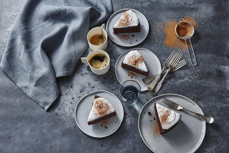 Midnight Chocolate Cake