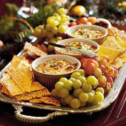 Blue Cheese-Bacon Dip
