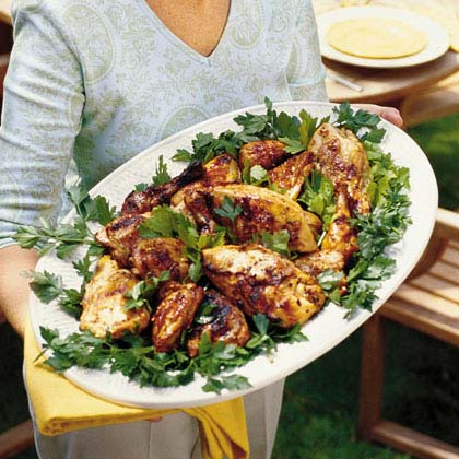 Lexington Style Grilled Chicken