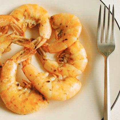 Sing-for-Your-Supper Shrimp