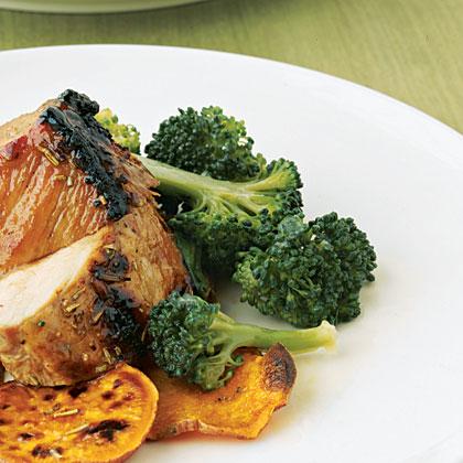 Garlic-Butter Broccoli