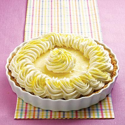 Lemon Cream Tart