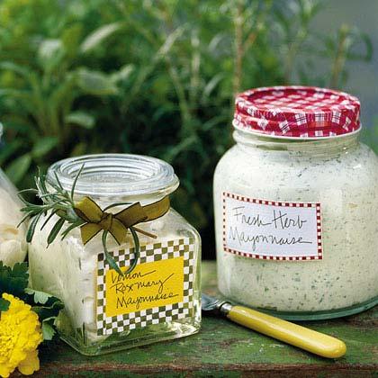 Lemon-Rosemary Mayonnaise