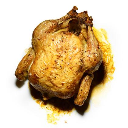 Organic Rosemary Roast Chicken