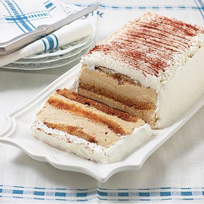 Café Crème Mousse Cake