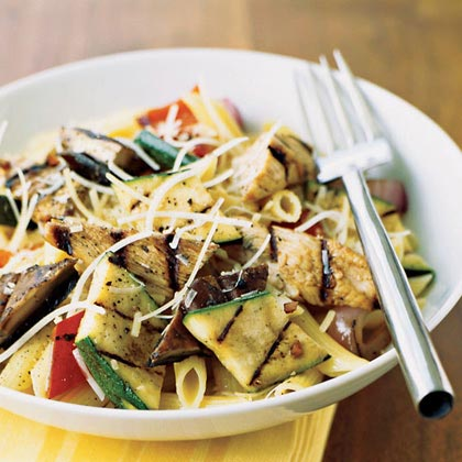 End-of-Summer Pasta