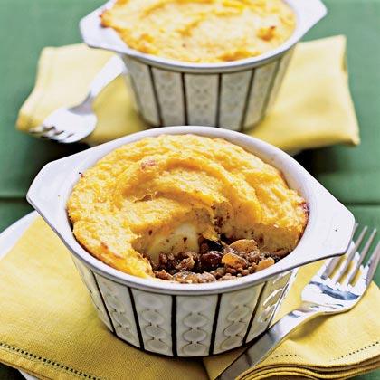 Pastel de Choclo (Beef and Corn Shepherd's Pie)