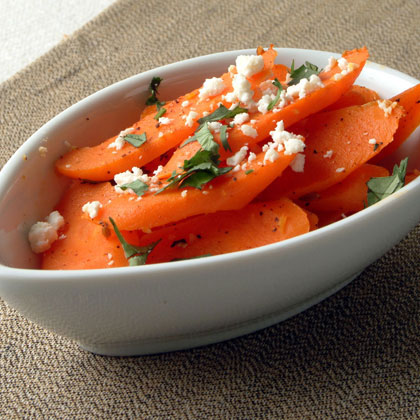 Spicy Carrot Salad (Houria)