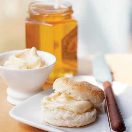 Orange Blossom Honey Butter