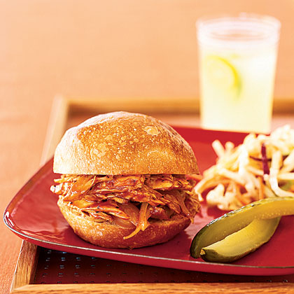 Tangy BBQ Sandwich
