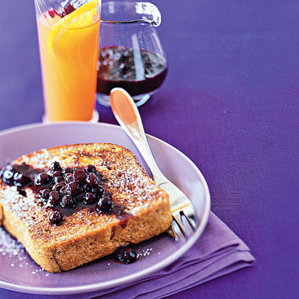 Maple-Cinnamon French Toast
