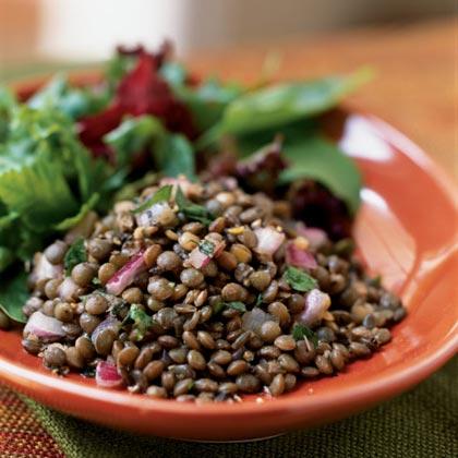 Lentil and Herb Salad