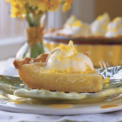 Lemon Cheesecake Pies