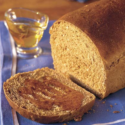 Honey-Oatmeal Wheat Bread