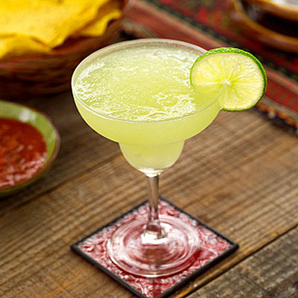 Frosty Blended Margaritas