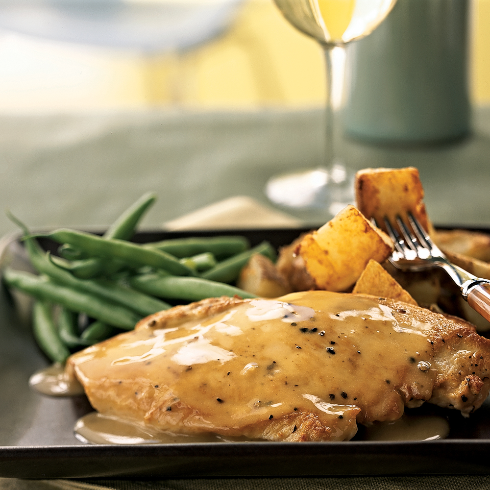 Chicken with Lime Sauce