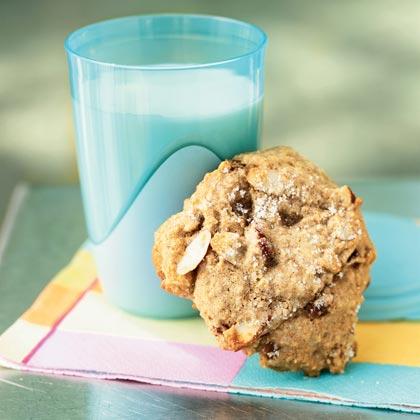 Breakfast Fig and Nut Cookies
