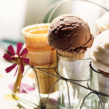 Double Chocolate Ice Cream