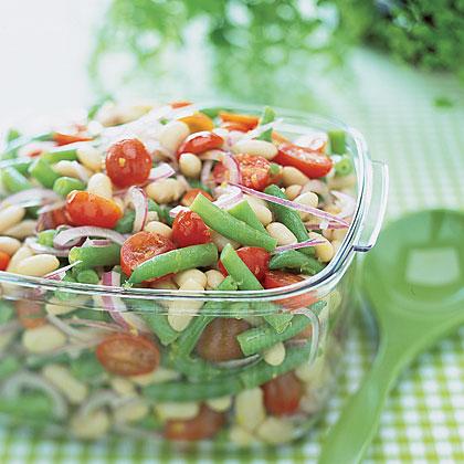 Two-Bean Salad