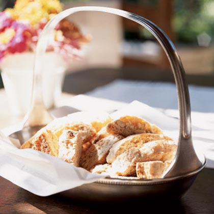 Tuscan Almond Biscotti